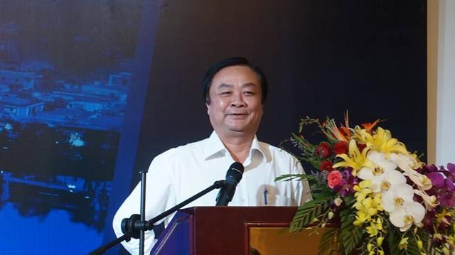 Ông Bí thư hay cười Lê Minh Hoan
