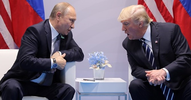 Ông Trump sẵn sàng mời ông Putin đến Nhà Trắng