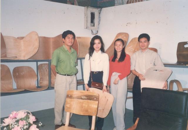 Triển lãm Nội thất Singapore năm 1995 – 1996.
