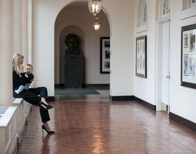Thích xem truyền hình thực tế và không dùng điện thoại vào thứ Bảy, đó là cuộc sống thường ngày của Ivanka Trump - Ảnh 13.
