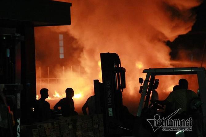 cháy, hỏa hoạn, Hải Phòng
