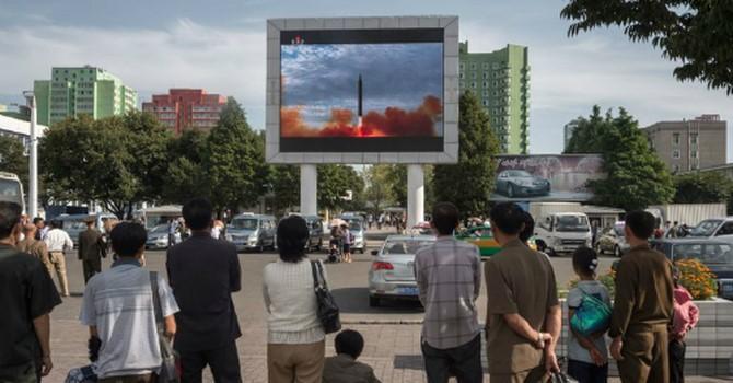 """Nhiên liệu """"nọc độc của quỷ"""" giúp Triều Tiên phóng tên lửa"""