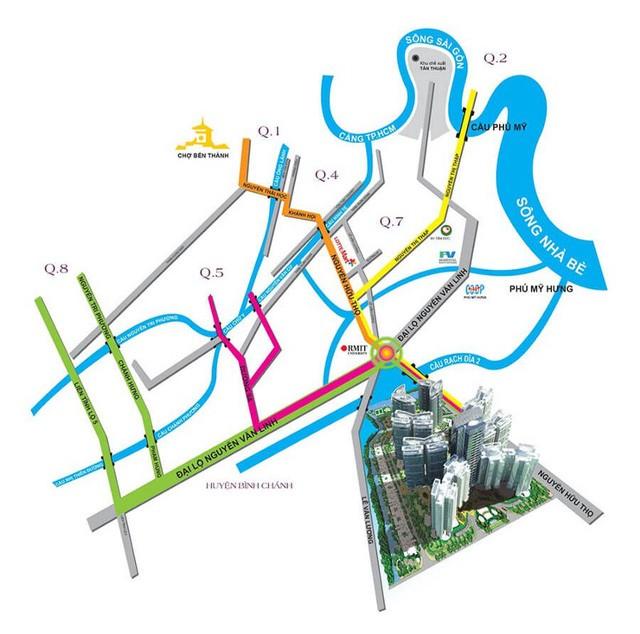 Tái khởi động sau hơn 6 năm bất động, dự án quy mô căn hộ lớn nhất khu Nam Sài Gòn đang triển khai đến đâu? - Ảnh 1.