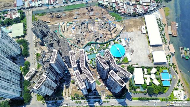 Tái khởi động sau hơn 6 năm bất động, dự án quy mô căn hộ lớn nhất khu Nam Sài Gòn đang triển khai đến đâu? - Ảnh 2.