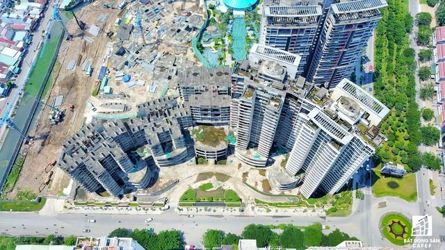 Tái khởi động sau hơn 6 năm bất động, dự án quy mô căn hộ lớn nhất khu Nam Sài Gòn đang triển khai đến đâu? - Ảnh 11.