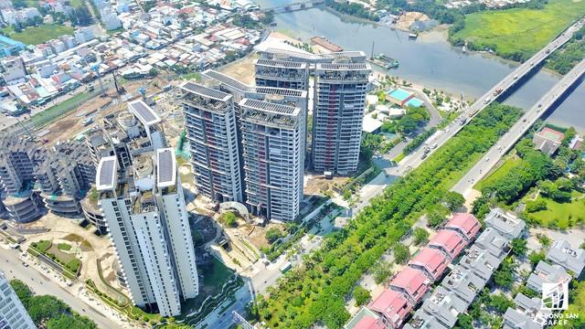 Tái khởi động sau hơn 6 năm bất động, dự án quy mô căn hộ lớn nhất khu Nam Sài Gòn đang triển khai đến đâu? - Ảnh 12.