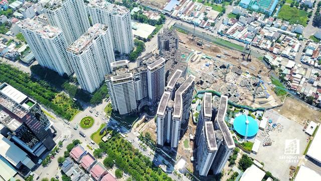 Tái khởi động sau hơn 6 năm bất động, dự án quy mô căn hộ lớn nhất khu Nam Sài Gòn đang triển khai đến đâu? - Ảnh 14.