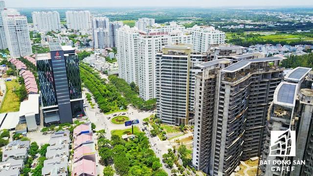 Tái khởi động sau hơn 6 năm bất động, dự án quy mô căn hộ lớn nhất khu Nam Sài Gòn đang triển khai đến đâu? - Ảnh 15.