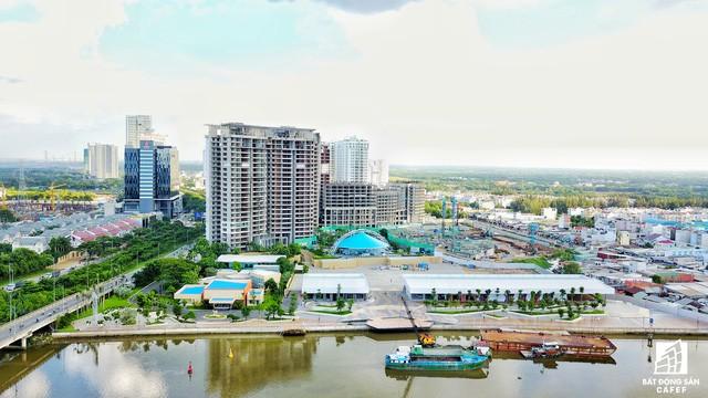 Tái khởi động sau hơn 6 năm bất động, dự án quy mô căn hộ lớn nhất khu Nam Sài Gòn đang triển khai đến đâu? - Ảnh 5.
