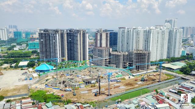 Tái khởi động sau hơn 6 năm bất động, dự án quy mô căn hộ lớn nhất khu Nam Sài Gòn đang triển khai đến đâu? - Ảnh 6.
