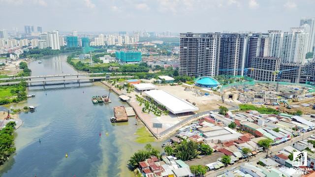 Tái khởi động sau hơn 6 năm bất động, dự án quy mô căn hộ lớn nhất khu Nam Sài Gòn đang triển khai đến đâu? - Ảnh 7.