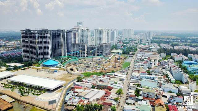 Tái khởi động sau hơn 6 năm bất động, dự án quy mô căn hộ lớn nhất khu Nam Sài Gòn đang triển khai đến đâu? - Ảnh 8.