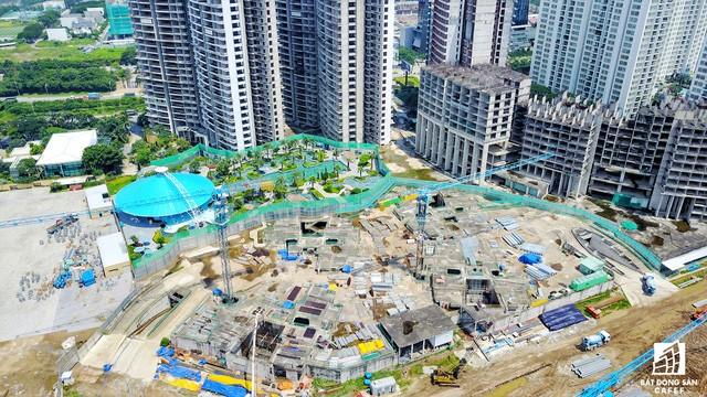 Tái khởi động sau hơn 6 năm bất động, dự án quy mô căn hộ lớn nhất khu Nam Sài Gòn đang triển khai đến đâu? - Ảnh 9.
