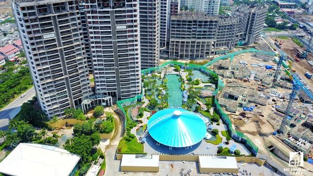 Tái khởi động sau hơn 6 năm bất động, dự án quy mô căn hộ lớn nhất khu Nam Sài Gòn đang triển khai đến đâu? - Ảnh 10.