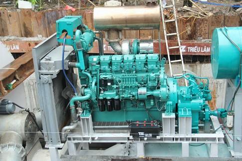 Doanh nghiệp đề xuất trả tiền thuê 'siêu máy bơm' 12 tỉ đồng cho TP.HCM - ảnh 1