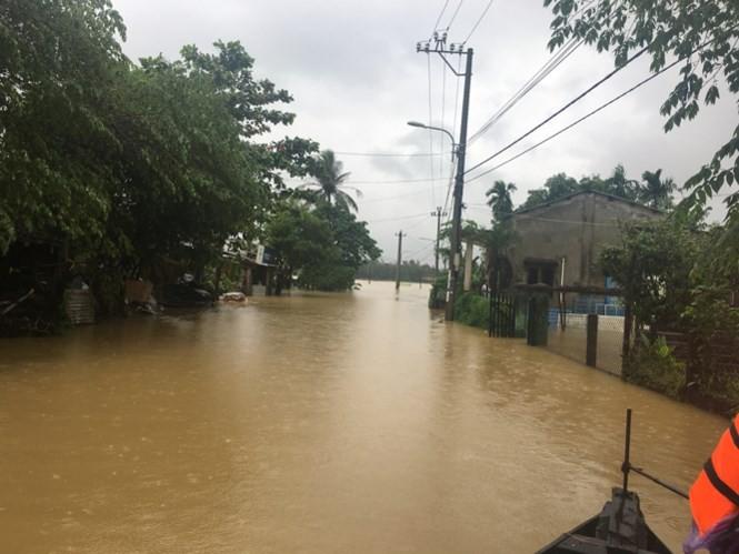 ngập lụt - ảnh 11