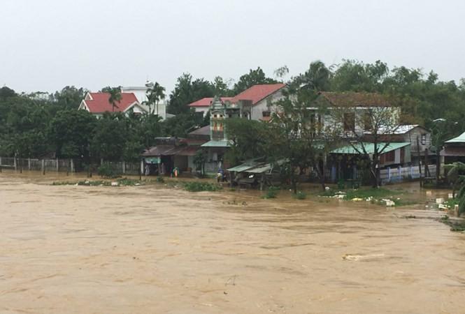 ngập lụt - ảnh 14