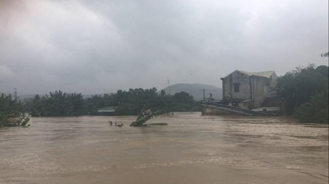 ngập lụt - ảnh 17