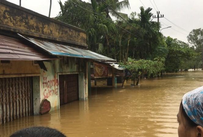 ngập lụt - ảnh 19