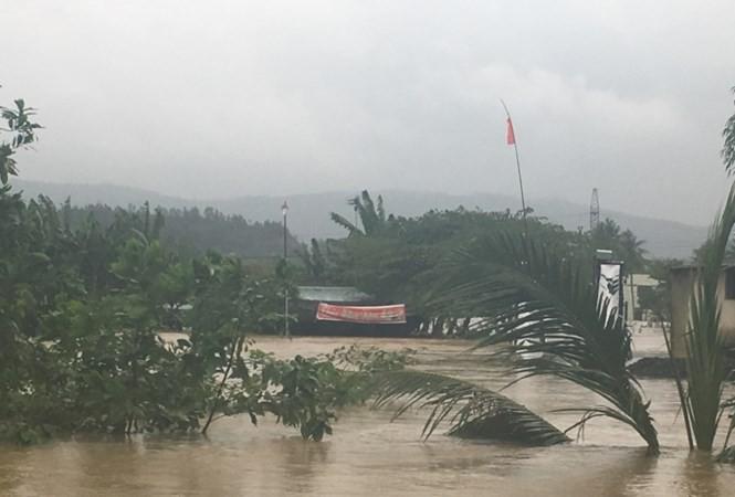 ngập lụt - ảnh 5
