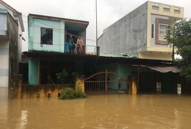 ngập lụt - ảnh 7