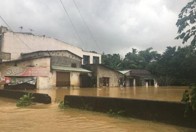 ngập lụt - ảnh 8