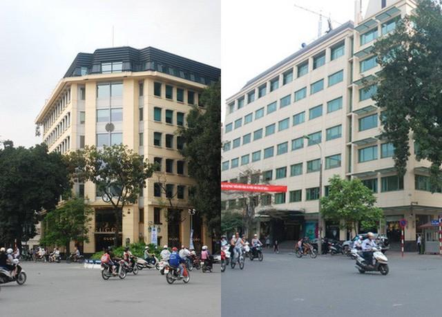 Hai tòa nhà văn phòng cho thuê có giá cao nhất Hà Nội này thuộc sở hữu của Hong Kong Land