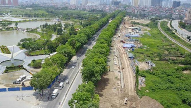 Những công trình cầu đường được mong đợi trong năm 2018 - ảnh 5