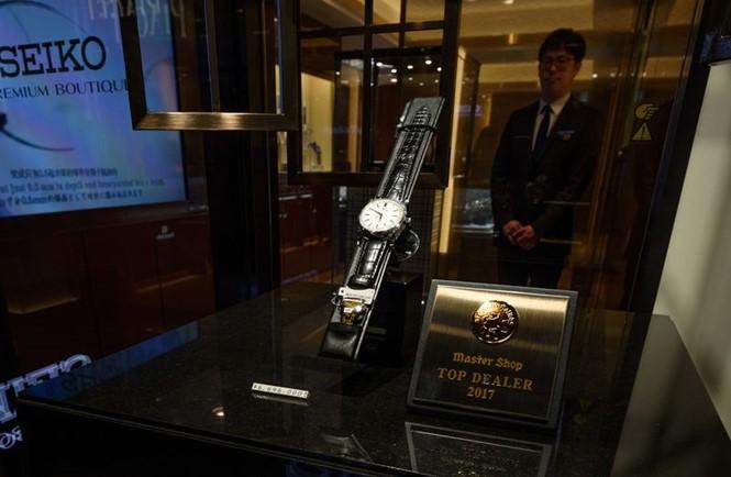 Đồng hồ hạng sang Nhật Bản trở lại, thách thức đồng hồ Thụy Sĩ - ảnh 2