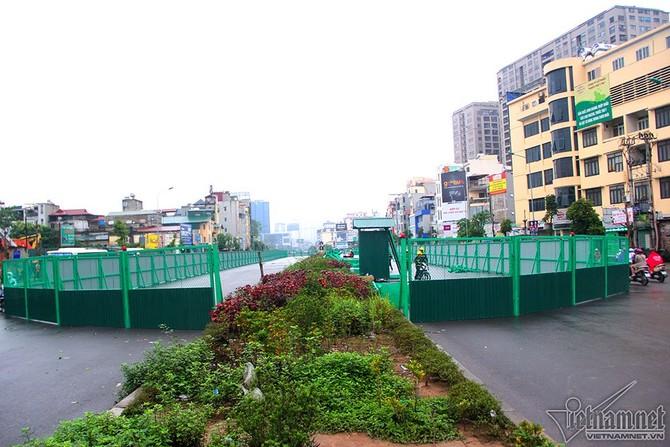 vành đai 2,đường Trường Chinh,ùn tắc,ùn tắc giao thông