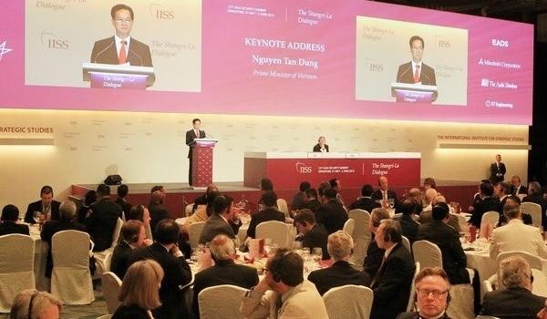 Đối thoại Shangri-La 2014: Chú trọng an ninh khu vực châu Á - Thái Bình Dương