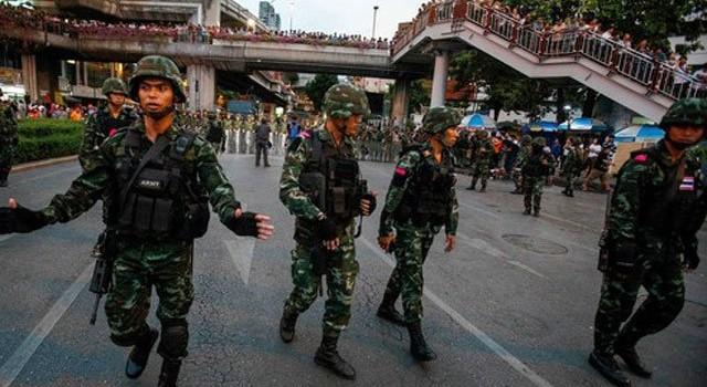 Chính quyền quân sự Thái Lan lo ổn định kinh tế