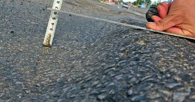 Quảng Ninh: Quốc lộ gần 3 nghìn tỷ bị sụt lún vẫn long trọng khánh thành