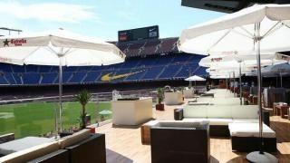 Barca biến sân Camp Nou thành nhà hàng sang trọng