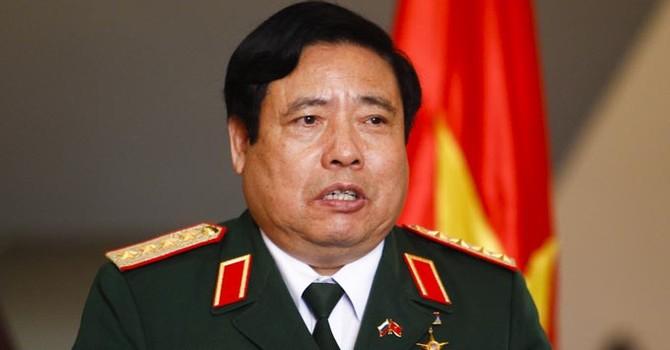 Bộ trưởng Quốc phòng Việt Nam gặp song phương bộ trưởng Quốc phòng Mỹ, Pháp