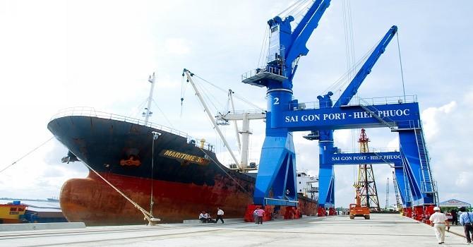 Cảng Sài Gòn lên kế hoạch di dời Cảng Nhà Rồng Khánh Hội