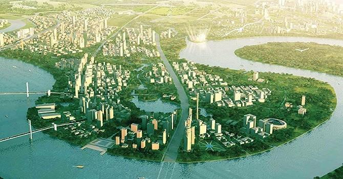 CII vay 2.000 tỷ đồng cho dự án tại khu đô thị Thủ Thiêm