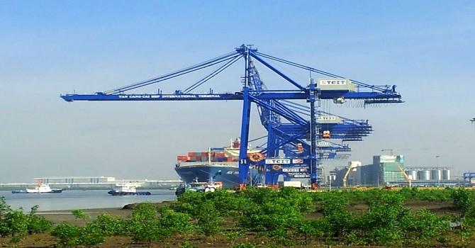 VnSteel chuyển nhượng 4 triệu USD vốn góp tại Cảng Thị Vải