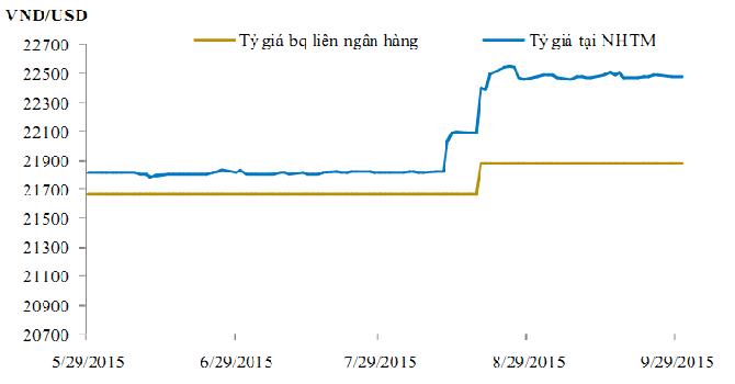 Sẽ không phá giá thêm tiền đồng, lãi suất có áp lực tăng nhẹ
