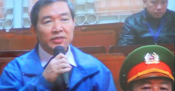 """Ông Phạm Quý Ngọ: """"Tôi không liên quan đến việc bỏ trốn của Dương Chí Dũng"""""""