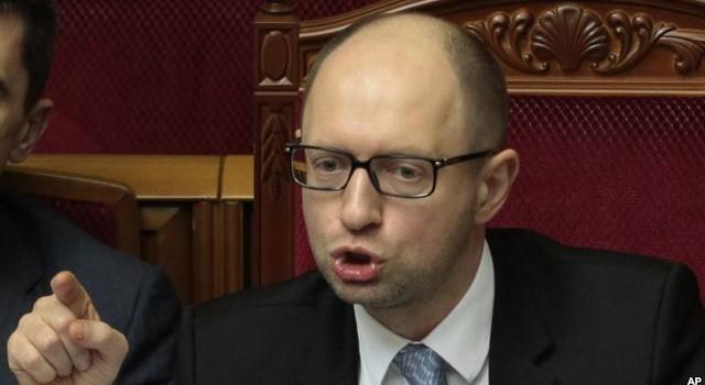 """Thủ tướng Ukraine: Không để cho """"thổ phỉ"""" phá hoại cuộc bầu cử"""