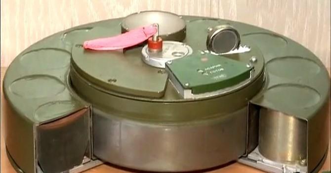 Mìn chống trực thăng của quân đội Nga lợi hại cỡ nào?