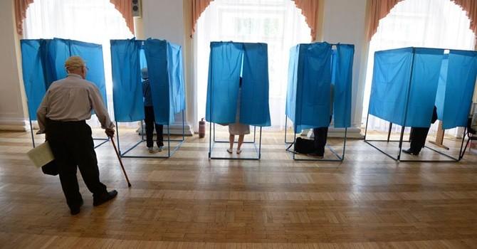 Tên ông Putin xuất hiện trên lá phiếu bầu tổng thống Ukraine!