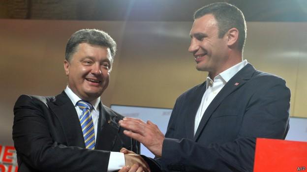 """Tân tổng thống Ukraine: """"Không bao giờ công nhận Nga chiếm Crimea"""""""