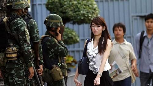Tướng Chan-ocha muốn Thái Lan bỏ thiết quân luật