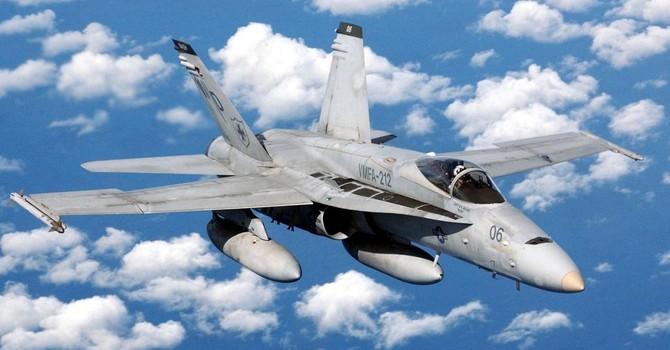 Chiến đấu cơ F-18 của Mỹ rời Đài Loan sau vụ hạ cánh khẩn cấp