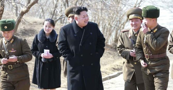 Ông Kim Jong-un đang gặp chuyện gì?