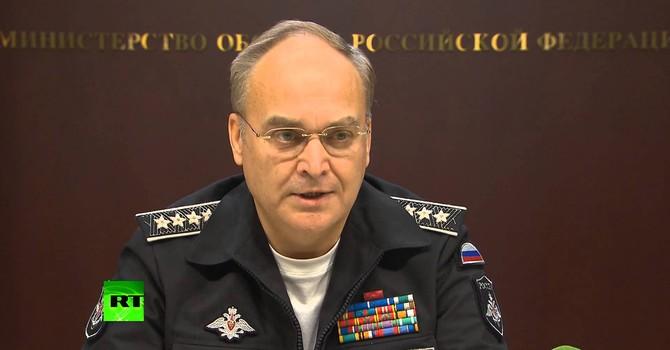 """Ông Antonov: """"NATO ngày càng lấn sâu vào đối đầu Moscow"""""""