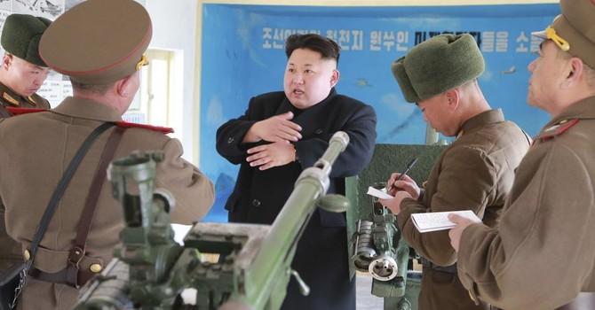 """Triều Tiên """"thề"""" đẩy mạnh phát triển vũ khí hạt nhân"""