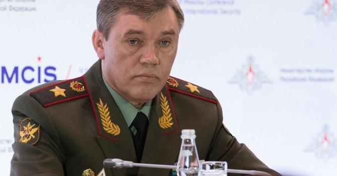 Tổng tham mưu quân đội Nga: Nội chiến ở Ukraine nguy hiểm cho Nga